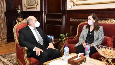 Photo of وزيرة التخطيط والتنمية الاقتصادية تلتقي رئيس مجلس الشيوخ