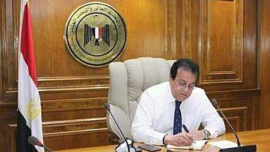 Photo of وزير التعليم العالي يستعرض تقريرًا حول إنجازات معهد بحوث أمراض العيون