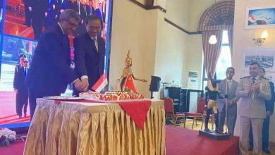 Photo of سفارة مصر في بكين تنظم احتفالية بمناسبة الذكرى الــ65 لتدشين العلاقات الدبلوماسية بين مصر والصين