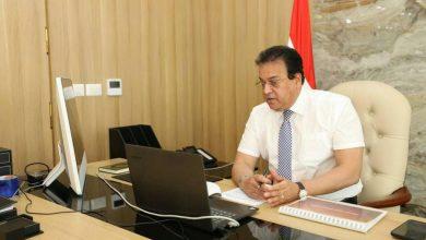 Photo of وزير التعليم العالي يرأس اجتماع الاتحاد الرياضي للجامعات