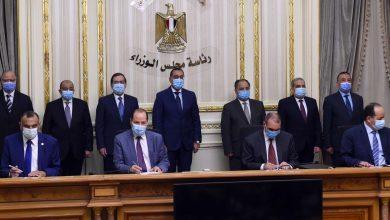 Photo of رئيس الوزراء يشهد توقيع عقد لتعديل 2262 أتوبيساً تابعة للنقل العام للعمل بالغاز الطبيعي بدلاً من السولار