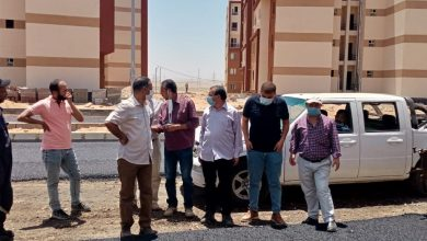 "Photo of الإسكان"": قريبا الانتهاء من تنفيذ 9024 وحدة سكنية بالمرحلة الأولى بسكن موظفى العاصمة الإدارية الجديدة بمدينة بدر"
