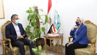 Photo of وزيرى السياحة والآثار و البيئة يطلقان حملة حماية البيئة البحرية بالبحر الأحمر