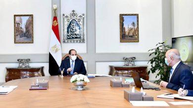 "Photo of الرئيس يوجه باضافة ميناء جديد ""المكس"" ما بين مينائي الإسكندرية والدخيلة"