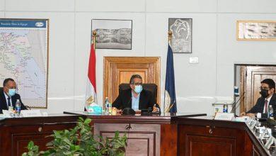 Photo of اجتماع لجنة تطوير الخدمات السياحية بالمواقع الأثرية والمتاحف