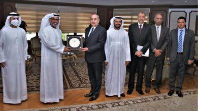 Photo of وزير الطيران المدني يلتقى سفير دولة الامارات العربية المتحدة والمدير العام للهيئة العامة للطيران المدني الإماراتي