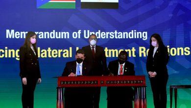 Photo of رئيس الوزراء يشهد التوقيع علي مذكرتي تفاهم لتعزيز التعاون مع السودان وجنوب السودان