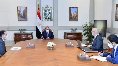 Photo of الرئيس يطلع على تطوير قطاعات الطرق الرئيسية بالساحل الشمالي