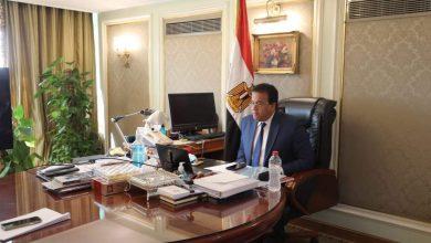 Photo of وزير التعليم العالي يستعرض تقريراً حول جهود مركز بحوث وتطوير الفلزات