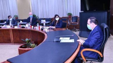 Photo of استقبال وزير البترول والثروة المعدنية لوفد شركة إيمرسون العالمية