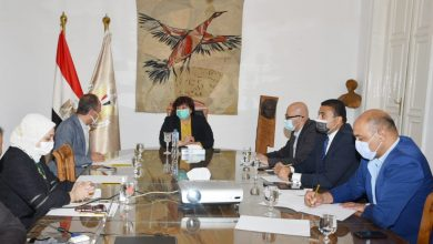 Photo of وزيرة الثقافة تتابع استعدادات إطلاق المنصة الرقمية لمعرض القاهرة الدولي للكتاب فى دورته 52