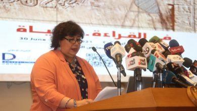 Photo of وزيرة الثقافة: رئيس الوزراء يفتتح المعرض٣٠ يونيو والجمهور مجانا بدء من ا يوليو