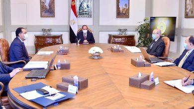Photo of الرئيس يوجه بمواصلة خطة توصيل الغاز الطبيعي للوحدات السكنية المنزلية والمدن الجديدة