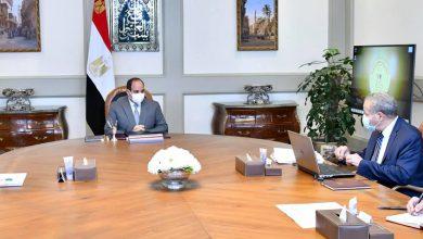 Photo of الرئيس يتابع مخطط إنشاء ورفع كفاءة الصوامع والمخازن الاستراتيجية على مستوى الجمهورية، وكذلك جهود الدولة لتطوير منظومة المخابز