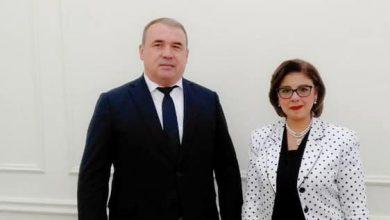 Photo of السفيرة المصرية في طشقند تلتقي بوزير دعم الأسرة بجمهورية أوزبكستان