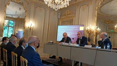 Photo of سفير مصر في باريس يستعرض المشروعات والفرص المتاحة أمام الشركات الفرنسية في مصر.. في حدث نظمته الغرفة التجارية الفرنسية
