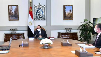 Photo of الرئيس يشدد على صون مال الاوقاف وتنميته وحسن إدارته
