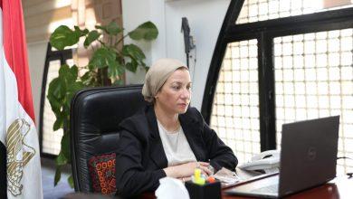 Photo of وزيرة البيئة تناقش مع مجموعة البيئة بالأمم المتحدة في مصر إطار عمل الاستراتيجية الوطنية للتغيرات المناخية