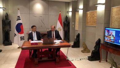 Photo of سفير مصر في سول يشارك في مراسم التوقيع على مذكرة تفاهم لتدريب الكوادر المصرية
