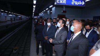 Photo of وزير النقل يشهد فعاليات البدء الرسمى لتشغيل وصيانة الخط الثالث لمترو الأنفاق من خلال شركة RATP Dev الفرنسية