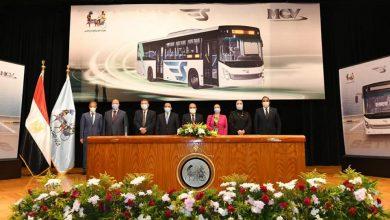 """Photo of 5 وزراء يشهدون بدء تفعيل التعاون مع """"MCV"""" للتصنيع المشترك للأوتوبيس الكهربائي """"SETIBUS"""" أول أتوبيس مصرى بأيدى مصرية"""