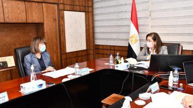 "Photo of وزيرة التخطيط والتنمية الاقتصادية تبحث مستجدات مشروع ""استراتيجية تمويل أهداف التنمية المستدامة في مصر"" مع المنسق المقيم للأمم المتحدة في مصر"