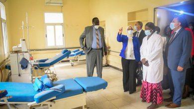Photo of وزيرة الصحة تنقل رسالة تهنئة من الرئيس عبدالفتاح السيسي بمناسبة العيد الوطني لجمهورية جنوب السودان