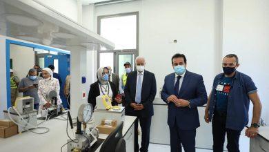 Photo of وزير التعليم العالي يتفقد جامعة العلمين الدولية