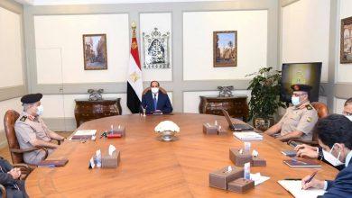 Photo of الرئيس يتابع جهود الدولة في تطوير مركبات النقل العام والنقل الثقيل بالاعتماد على مصادر الطاقة البديلة، خاصةً الغاز الطبيعي والكهرباء