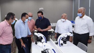 Photo of رئيس الوزراء يتفقد جامعة العلمين الدولية