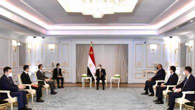 """Photo of رسالة من الرئيس الصيني """"شي جين بينج"""" للسيد الرئيس عبد الفتاح السيسي ينقلها وزير خارجية الصين"""