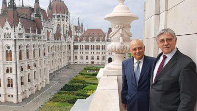 Photo of السفير المصري في بودابست يلتقي بعدد من المسئولين المجريين
