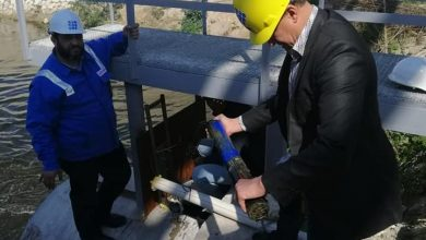 Photo of وزيرة البيئة تعلن إنشاء الشبكة القومية لرصد ملوثات الصرف الصناعي وربط أول منشآة صناعية بالشبكة والتى تصرف على بحيرة مريوط