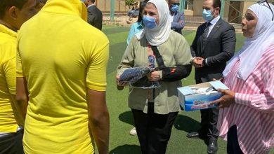 Photo of وزارة التضامن الاجتماعي تطبق نهجًا جديدًا في تسليم جميع أطفال مصر بمؤسسات الرعاية الاجتماعية ملابس العيد والعيدية