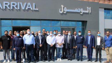 Photo of وزير الطيران المدني في زيارة تفقدية لمطار العلمين الدولى