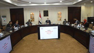 "Photo of وزير الإسكان يتابع موقف تنفيذ الأعمال بمدينة ""الوراق الجديدة"""