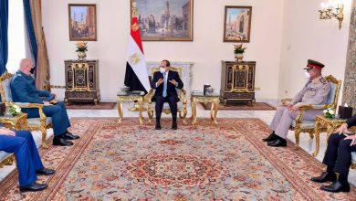 Photo of السيد الرئيس يستقبل العماد جوزيف عون قائد الجيش اللبناني