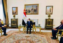 Photo of السيد الرئيس يستقبل وزير خارجية الجزائر ويؤكد حرص مصر على تطوير العلاقات مع الجزائر في شتى المجالات