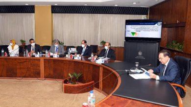 Photo of وزير البترول والثروة المعدنية خلال اجتماع اللجنة العليا للمشروعات البترولية