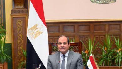 Photo of شارك السيد الرئيس عبد الفتاح السيسي اليوم عبر الفيديو كونفرانس في المؤتمر الدولي الثالث لدعم الشعب اللبناني