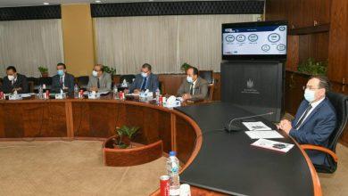 Photo of وزير البترول يتابع تقدم تنفيذ برنامج التوسع في محطات الغاز الطبيعى للسيارات