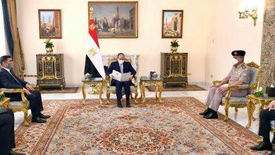 Photo of استقبل السيد الرئيس عبد الفتاح السيسي اليوم السيد الفريق جمعة عناد سعدون، وزير دفاع جمهورية العراق