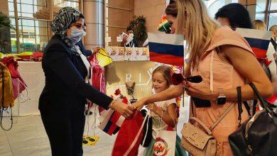 Photo of مطار شرم الشيخ الدولى يستقبل أولى الرحلات الجوية الروسية التابعة لشركة  Rossiya Airlines قادمة من  موسكو