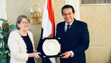 Photo of وزير التعليم العالي يستقبل سفيرة فنلندا بمناسبة انتهاء فترة عملها بالقاهرة