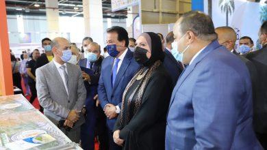 Photo of وزيرا التعليم العالي والتجارة والصناعة يفتتحان النسخة الخامسة لمعرض التعليم العالي