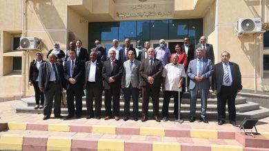 Photo of وزير التعليم العالي يتلقى تقريرًا حول مشروع التكامل المصري السوداني في المُسوح الجيوفيزيقية وتقليل المخاطر الطبيعية