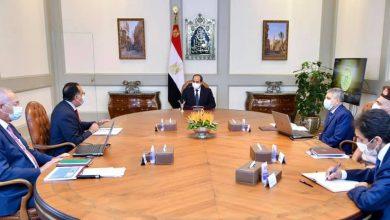 Photo of الرئيس عبد الفتاح السيسي يتابع أداء ونشاط هيئة قناة السويس، والمشروعات الاستثمارية بالمنطقة الاقتصادية بها