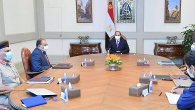 """Photo of الرئيس يتابع مشروع مستقبل مصر، والذي يقع ضمن نطاق مشروع """"الدلتا الجديدة"""""""