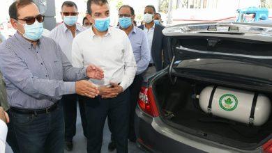 Photo of وزير البترول والثروة المعدنية يفتتح محطة تموين سيارات بالإسكندرية