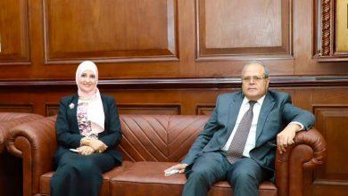 Photo of معهد بحوث الإلكترونيات وجامعة الدلتا التكنولوجية يبحثان سبل تعزيز التعاون بينهما